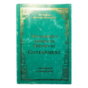 Pocket Book-Maharishi Absolute Theory of Government