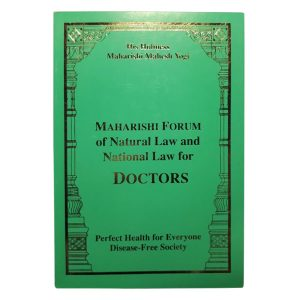 Pocket Book-Maharishi Forum for Doctors