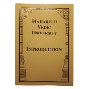 Pocket Book-Maharishi Vedic University