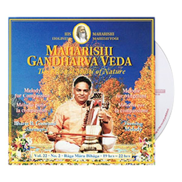 CD Melody for Compassion - Sarangi
