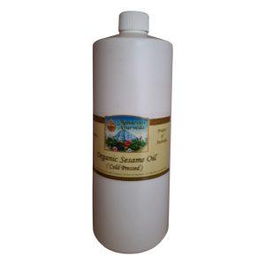 Organic Sesame Oil 1 Litre