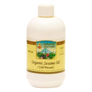 Organic Sesame Oil 500ml
