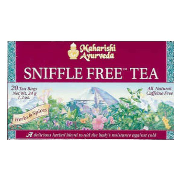 Sniffle Free Tea