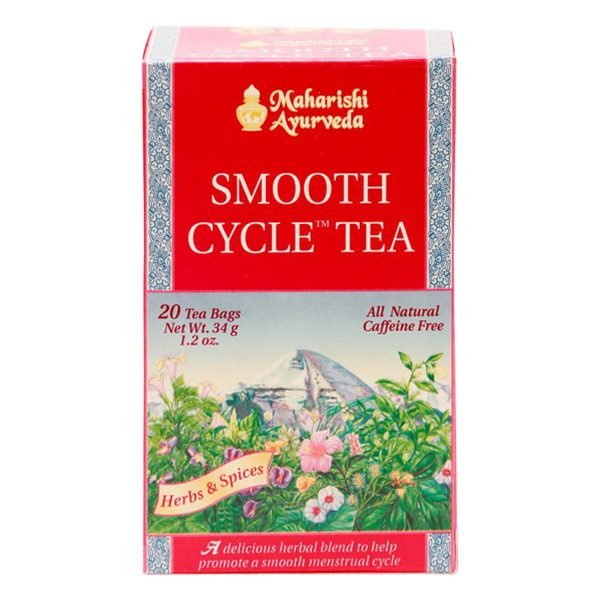 Smooth Cycle Tea